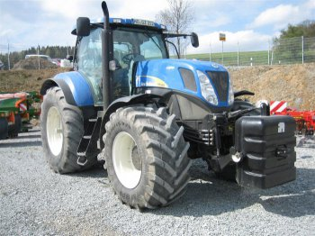New Holland T 7060 AC